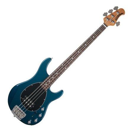 Music Man Sterling 4 Bass RW, Vintage Blue | Gear4music