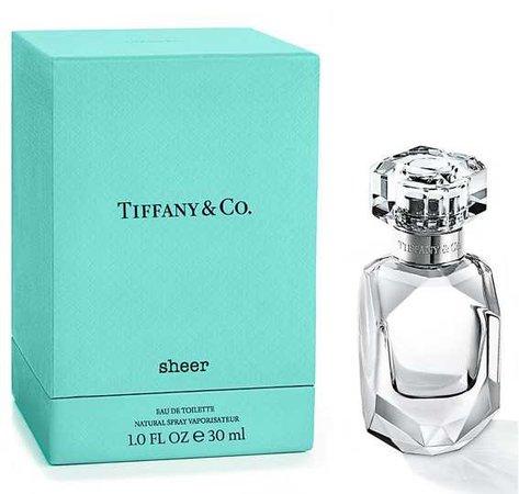 Tiffany sheer
