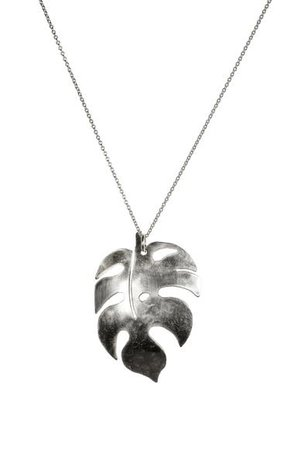 Nashelle Boho Fern Pendant Necklace | Nordstrom