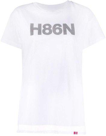 graphic-print crew neck T-Shirt