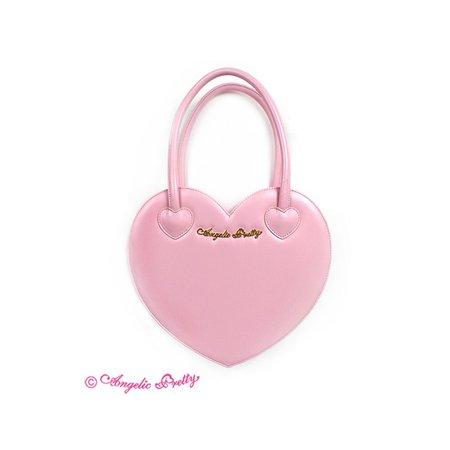 Love Heart Logo Bag