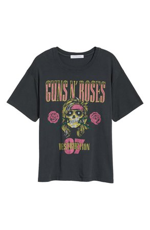 Daydreamer Guns N' Roses Graphic Tee | Nordstrom
