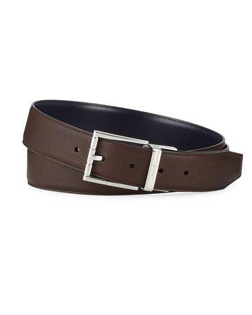 Bally Astor 35mm Leather Belt
