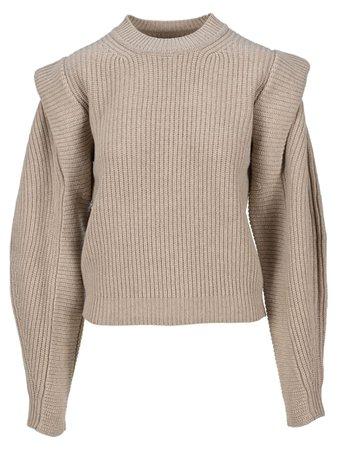 Isabel Marant Isabel Marant Bolton Sweater - BEIGE - 11084179 | italist