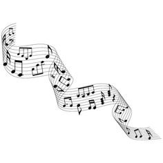music notes and bars