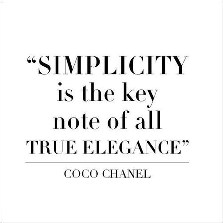 simple dress quotes - Google Search