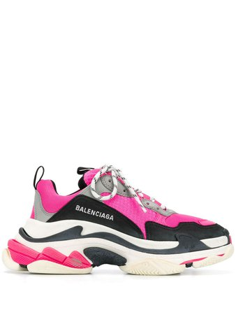 Balenciaga Sneakers Triple S - Farfetch