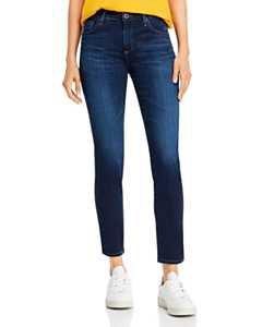 AG Prima Cigarette-Leg Jeans in Momentary | Bloomingdale's
