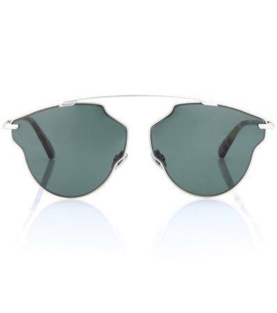 Dior So Real round sunglasses