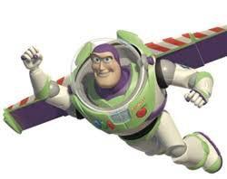 buzz lightyear flying - Google Search