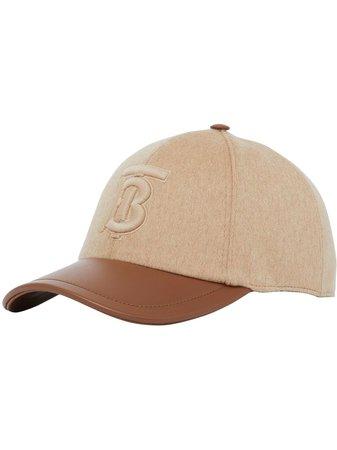 Burberry Monogrammed Baseball Hat - Farfetch