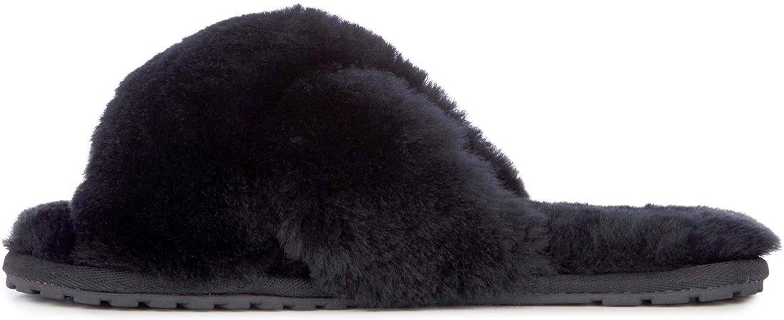 Amazon.com | EMU Australia Mayberry Womens Slippers Sheepskin Slipper | Slippers