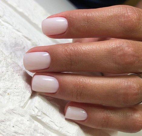 opal short nails