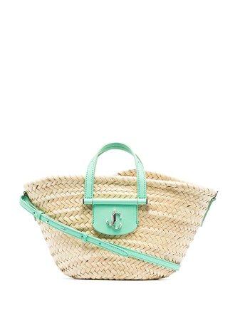Jimmy Choo Mini Macy Tote Bag - Farfetch