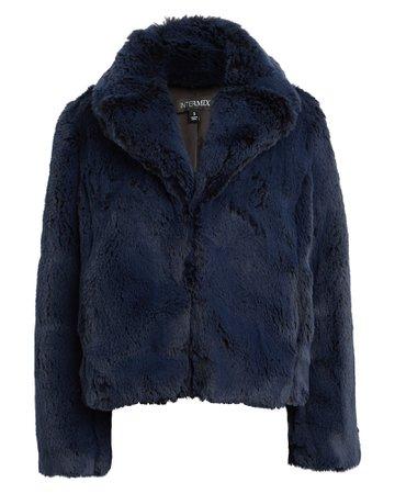 Lorie Faux Fur Jacket