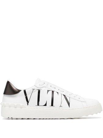 Valentino Garavani Vltn Open Sneakers   Farfetch.com