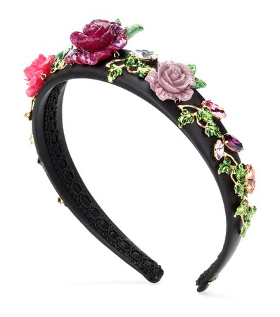 Embellished Headband | Dolce & Gabbana - mytheresa.com