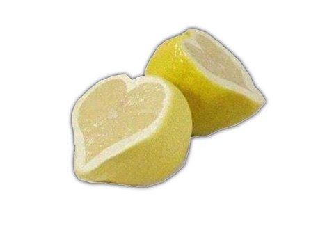 lemon heart filler
