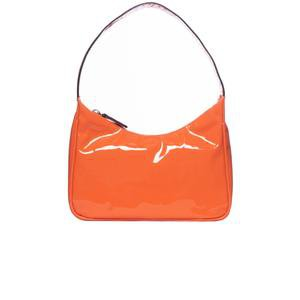 City Neon Orange Patent – L'INTERVALLE