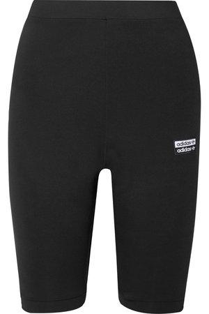 adidas Originals | Stretch-jersey shorts | NET-A-PORTER.COM