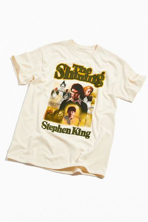 The Shining Novel Tee | Urban Outfitters