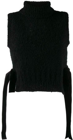 Cecilie Bahnsen sleeveless knitted top