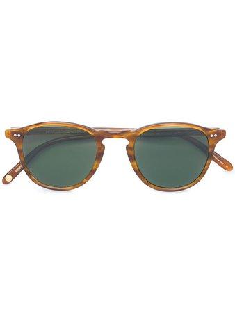 Garrett Leight Hampton Sunglasses - Farfetch