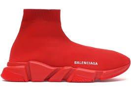 red balenciaga shoes - Google Search