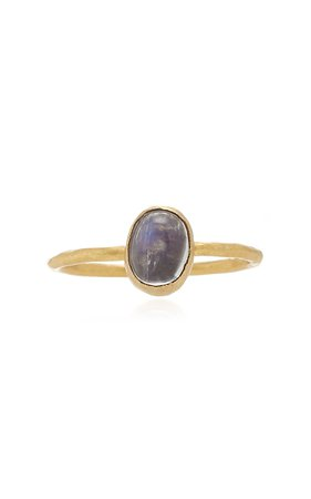 Margery Hirschey Delicate Moonstone Ring