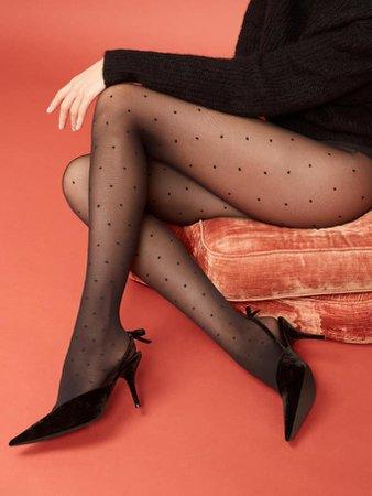 Swedish Stockings Doris Tights - Reformation