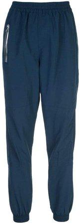 side zip pocket trousers
