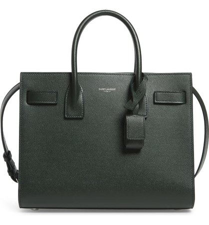 Saint Laurent Baby Sac de Jour Leather Tote | Nordstrom