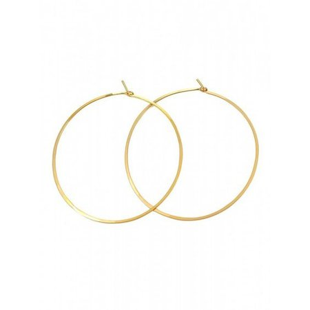 Charlene K Hoop Earrings