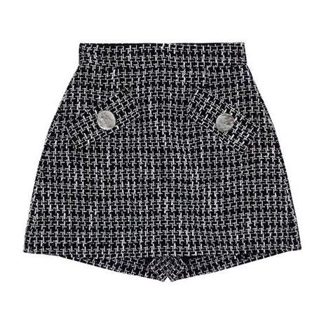 Calala Tweed Shorts