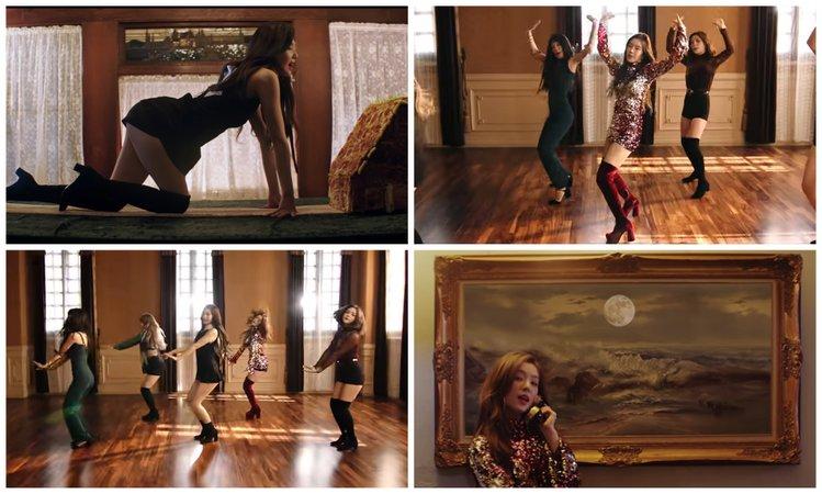 STYLE 'Peek-A-Boo' MV Lei Solo Scene + Dance Scene + Young Solo Scene + Closing Scene