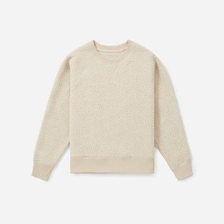 Women's ReNew Fleece Raglan Sweatshirt | Everlane