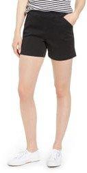 Gracie Cotton Blend Shorts