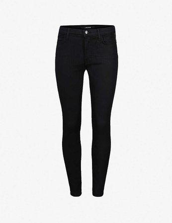 J BRAND - Maria skinny high-rise jeans | Selfridges.com