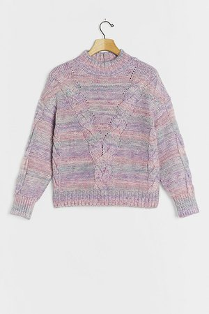 Rachel Textured Sweater | Anthropologie