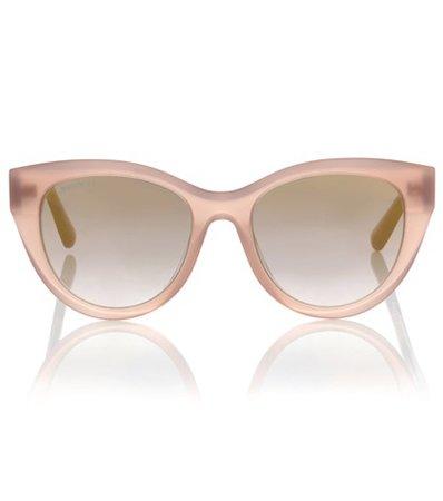 Chana cat-eye sunglasses