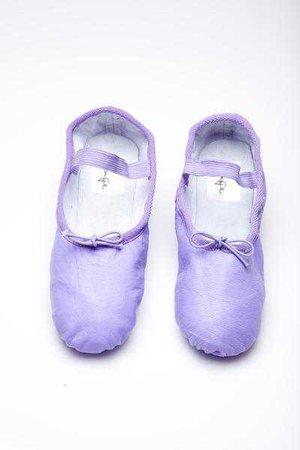 Purple Ballet Flats - Lavender Purple Ballet Flats