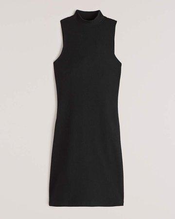 Women's Mockneck Knit Mini Dress | Women's New Arrivals | Abercrombie.com