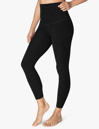 Spacedye Out Of Pocket High Waisted Midi Legging | Beyond Yoga