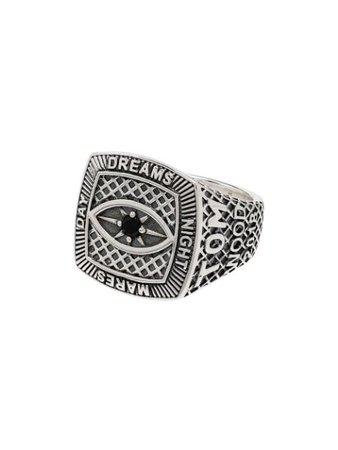 Tom Wood Champion Eye Ring