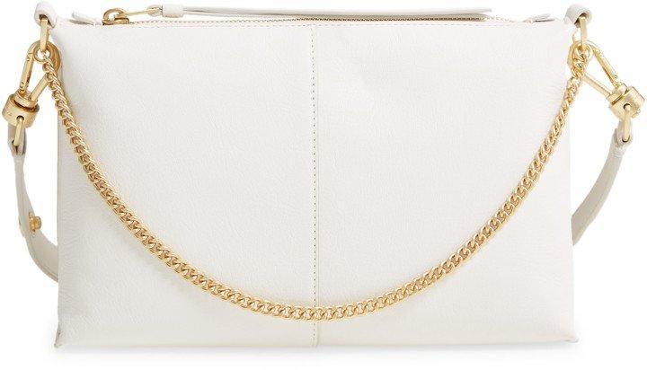 Eve Leather Crossbody Bag