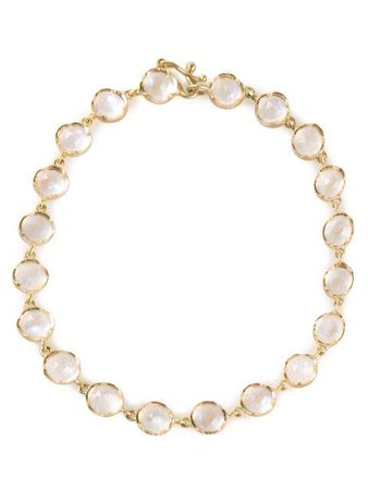 Irene Neuwirth signature moonstone bracelet
