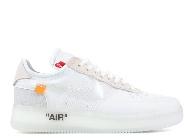 """Nike Air Force 1 Low """"Off-White"""""""