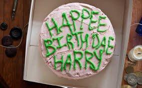 Hagrid's birthday cake - Google Search
