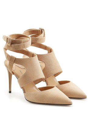 Suede Sandals Gr. IT 37.5