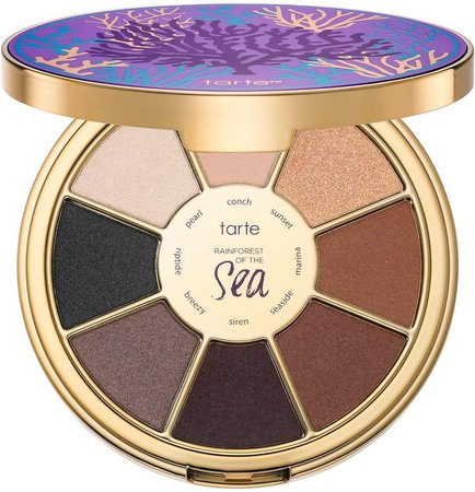 Eyeshadow Palette Volume II - Rainforest of the Sea Collection